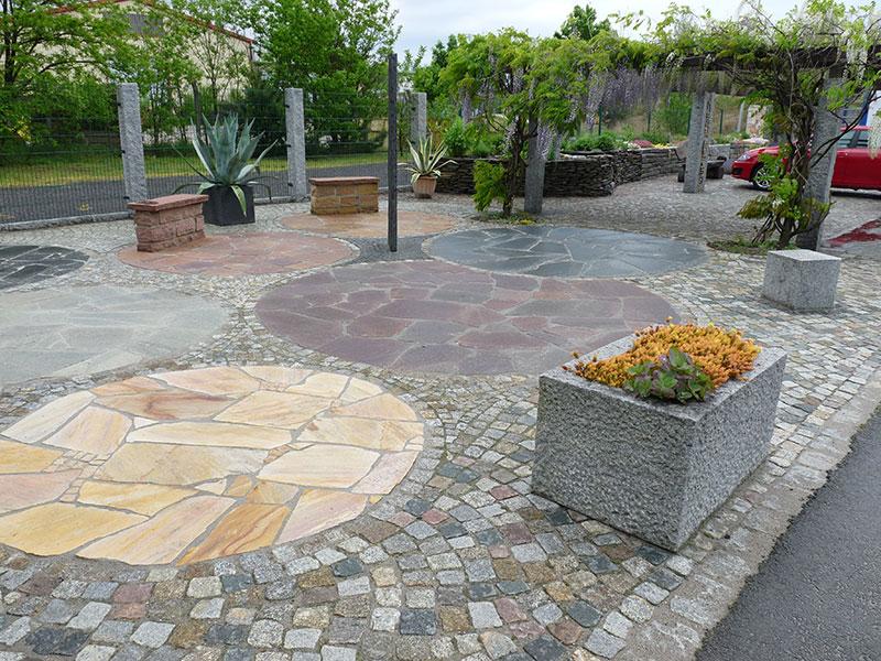 Pflasterarbeiten Polen steinteam cottbus natursteine granite pflaster aus cottbus in